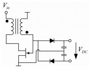 Ultra Low Power Conversion Circuit For Batteryless
